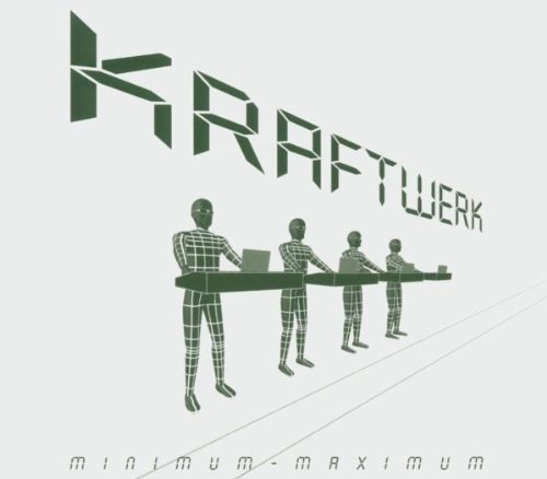 Kraftwerk - Minimum - Maximum - Zortam Music