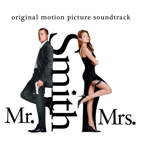 Mr et Mrs Smith Soundtrack preview 0
