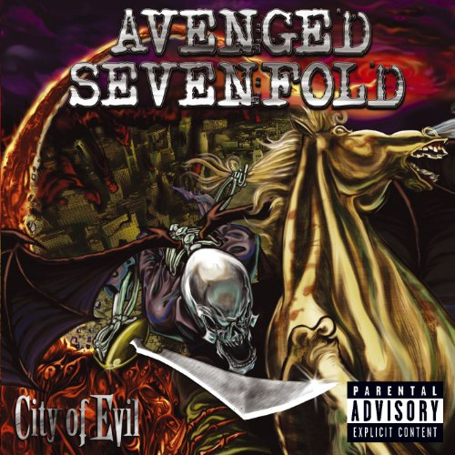 AVENGED SEVENFOLD - City of Evil: Parental Advisory - Zortam Music