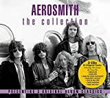 Copertina di album per The Collection: Aerosmith/Get Your Wings/Toys in the Attic