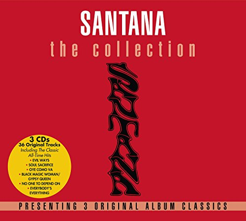 The Collection: Santana/Abraxas/Santana III [2005 Small Box]