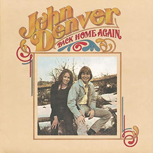 John Denver - Back Home Again - Zortam Music