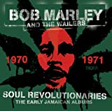 Pochette de l'album pour Soul Revolutionaries: the Early Jamaican Albums