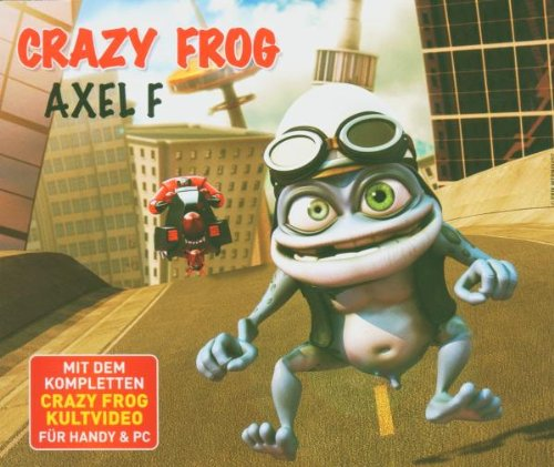 Crazy Frog - Axel F - Zortam Music