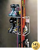 Racor SR-2R Ski Rack by Racor Home Storage Products