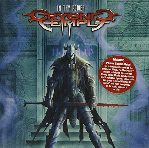 Cover of Cryonic Temple � In Thy Power