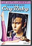Cry Baby (Director's Cut) - movie DVD cover picture