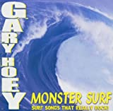 Pochette de l'album pour Monster Surf