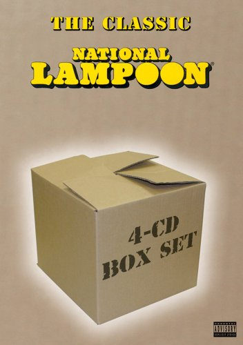 The Classic National Lampoon Box Set