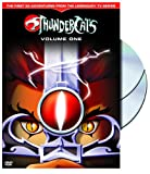 Thundercats - Season One, Volume One - movie DVD cover picture
