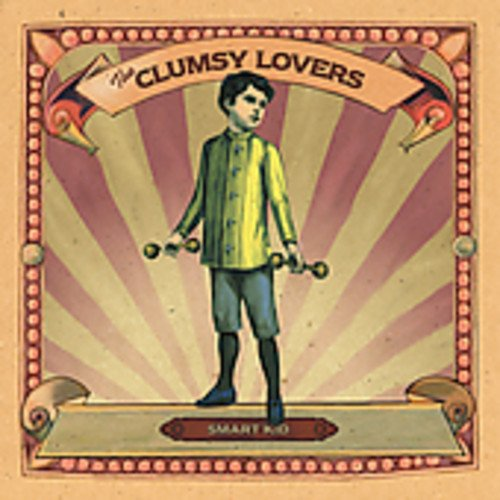 Cover of Smart Kid by The Clumsy Lovers