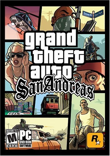 |Gta San Andreas \ '--  .