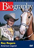Biography - Roy Rogers (A&E DVD Archives) - movie DVD cover picture