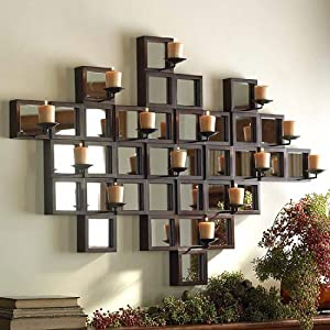 The Bombay Company Store: Illuminaire Candle Sconce :  mirror designer shadowbox home accents