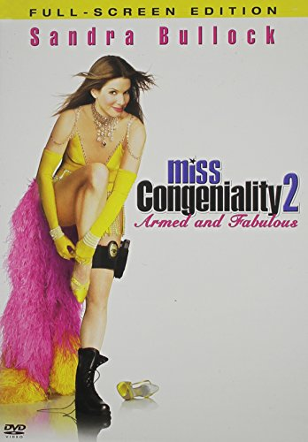 Miss Congeniality 2 - Armed and Fabulous  DVD