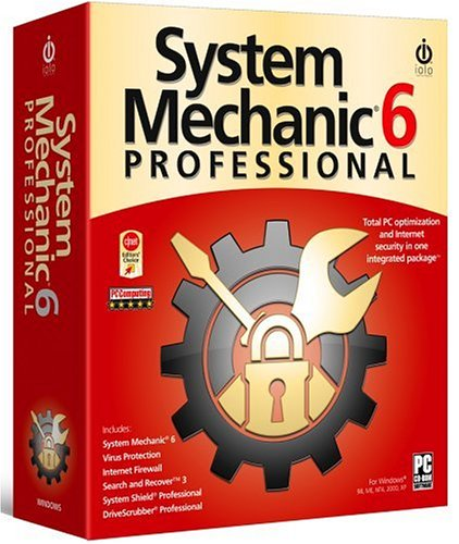 System Mechanic 7.5.9.1 Professional