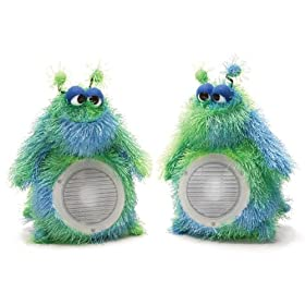 computer expressions furgles stereo speakers