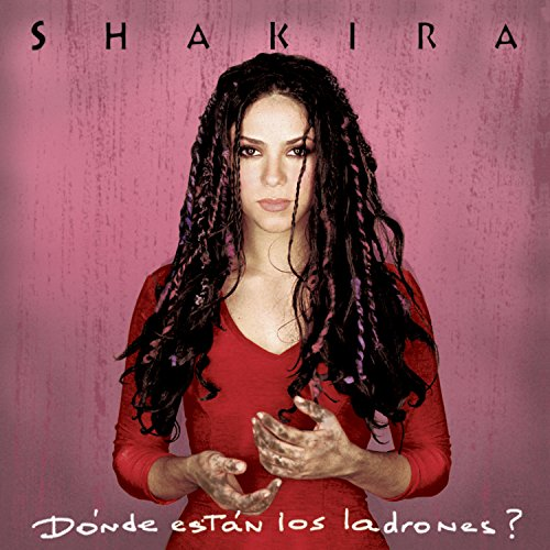Shakira - DA3nde EstAn los Ladrones? - Lyrics2You
