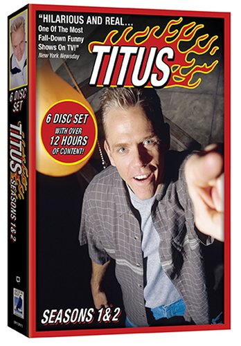 Titus Seasons 1 and 2