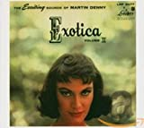 Capa de The Exotic Sounds of Martin Denny - Hypnotique & Exotica III