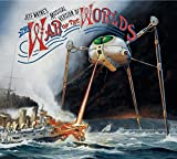 Copertina di Jeff Wayne's Musical Version of The War of the Worlds (disc 6: The Earth Under the…