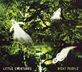 Pochette de l'album pour NIGHT PEOPLE
