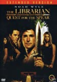 Book The Librarian - Quest for the Spear DVD