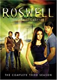 Roswell - The Complete Third Season (The Final Chapter) - movie DVD cover picture