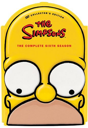 The Simpsons - Season 6 DVD