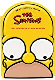 The Simpsons - The Complete Sixth Season - movie DVD cover picture