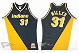 1994 Indiana Pacers Road #31 Reggie Miller Throwback Jersey from Mitchell... by Mitchell & Ness