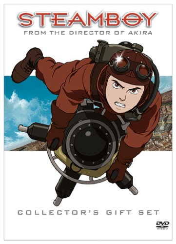 Steamboy - Director's Cut  DVD