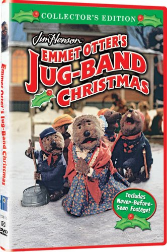 Emmet Otter's Jug-Band Christmas cover