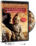 Alexander - Director's Cut (Full Screen Edition) - movie DVD cover picture