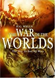 H.G. Wells' The War of the Worlds - movie DVD cover picture