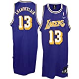 Click here to buy Reebok Los Angeles Lakers #13 Wilt Chamberlain Purple Soul Swingman... by REEBOK INTERNATIONAL LTD..