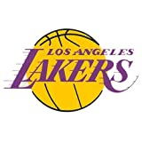 Tag Los Angeles Lakers Small Window Cling by TAG EXPRESS