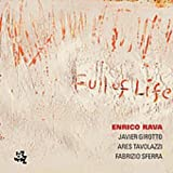 Capa do álbum Full of Life