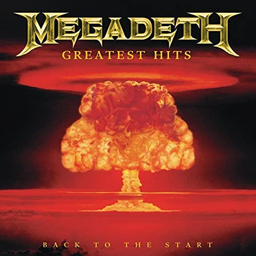Megadeth - Greatest Hits - Back to The Start [Limited Edition CD+DVD] - Zortam Music