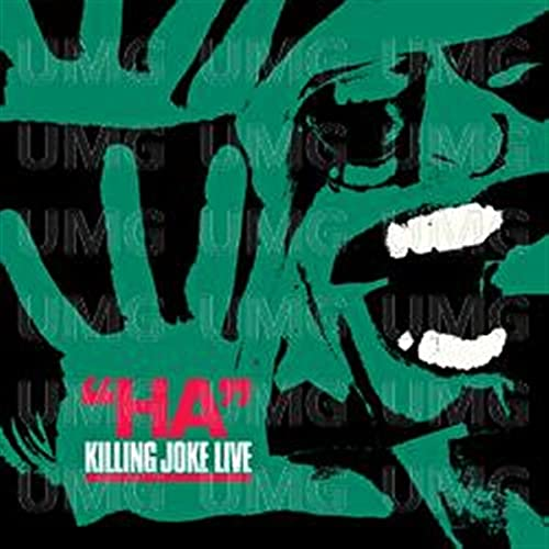 Ha! Killing Joke Live