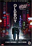 Oldboy - movie DVD cover picture