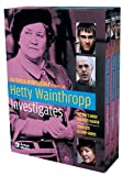 Hetty Wainthropp Investigates - The Complete Second Season - movie DVD cover picture