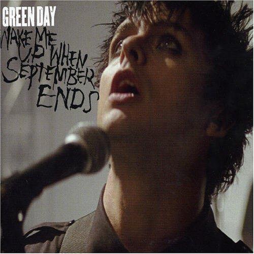 Wake Me Up When September Ends [UK CD #1]