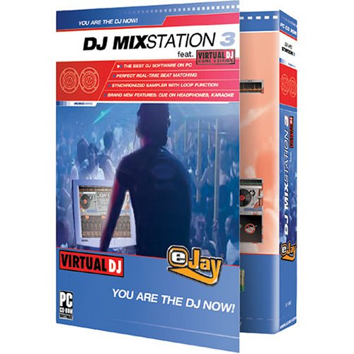 eJay DJ Mix Station 2CD