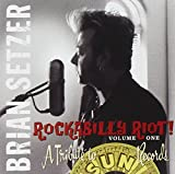 Capa de Rockabilly Riot! Volume One: A Tribute to Sun Records