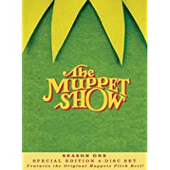 The Muppet Show Dvds