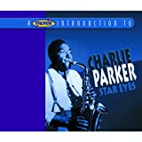 Cubierta del álbum de A Proper Introduction to Charlie Parker: Star Eyes
