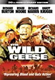 The Wild Geese (30th Anniversary Edition) - movie DVD cover picture