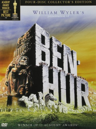 Ben-Hur Four-Disc Collector's Edition