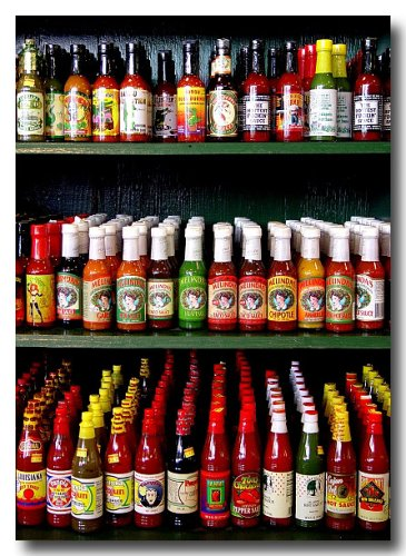 Hot Sauce of the Month - 6 Months